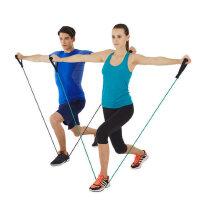 拉力绳健身男力量训练扩胸拉力器健身器材弹力带家用女弹力绳套装