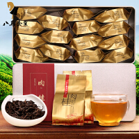 八马茶叶 乌龙茶武夷岩茶肉桂 新品上市特级茶叶礼盒装150g