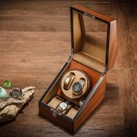 木质摇表器自动手表上链盒机械表晃表器转表器收纳盒 斑马木木色
