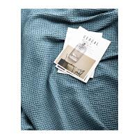天毛巾被子毛毯办公室空调午睡毯子北欧沙发纱布盖毯