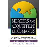 【预订】Mergers and Acquisitions Deal-Makers Building a Winning