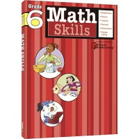 Harcourt Family Learning - Math Skills Grade 6 哈考特家庭辅导数学专项练习