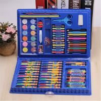 儿童益智绘画文具礼盒套装画画玩具画笔蜡笔水彩笔小学生礼物用品