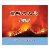 原装正版 安全月 重特大火灾事故警示录 2DVD 安全学习视频 光盘 2碟片