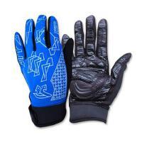 时尚拼接精致耐用骑行手套运动透气防晒户外登山手套全指防滑保暖手套