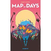 【预订】Map of Days 9781910620298