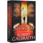华研原版 蚕 进口英文原版小说书籍 The Silkworm 全英文版正版