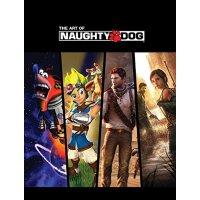 顽皮狗工作室的艺术画册【现货】英文原版 The Art of Naughty Dog,顽皮狗的艺术, 古墓丽影(Tom