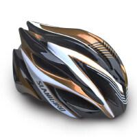 自行车头盔成人可调一体成型轮滑板车溜旱冰鞋平衡代步车头盔特大