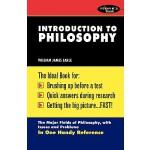 【预订】Schaum's Outline of Introduction to Philosophy