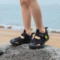 361儿童20年夏季新品男童舒适透气沙滩凉鞋男童凉鞋N72024603