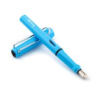 广博(GuangBo)钢笔/墨水笔/签字笔F笔尖 湖水蓝GB1091当当自营