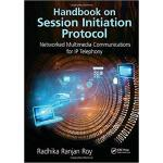 【预订】Handbook on Session Initiation Protocol 9781498747707
