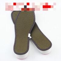 竹炭透气隐形内增高鞋垫 增高垫全垫女款 男士女式高2/3cm