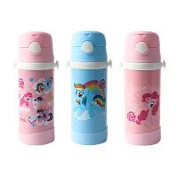 kk树夏季儿童吸管水杯幼儿园宝宝防摔随手杯小学生水壶卡通保温杯