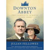 现货 唐顿庄园 season 3 剧本集 英文原版 Downton Abbey Script Book Season