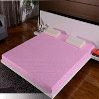 20191109151009910高密度加厚海绵床垫 单双人学生宿舍用垫子0.9 1.5 1.8 定做
