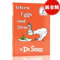 进口英文原版绘本 Green Eggs and Ham 苏斯博士 Dr Seuss 廖彩杏书单 绿鸡蛋和火腿 精装 吴
