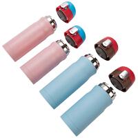 KK树新款儿童保温杯学生韩版不锈钢水杯便携大容量男女童防漏杯子