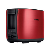 Philips/飞利浦 HD2628/49烤面包机家用全自动2片双卡槽全自动多士炉带底盘防尘盖