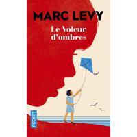 法语原版 偷影子的人 马克・李维 Le Voleur d'ombres