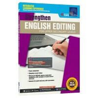 初二初三英语改错题 SAP Strengthen English Editing for Upper Secondary