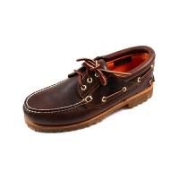 Timberland天伯伦男士真皮帆船鞋