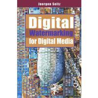【预订】Digital Watermarking for Digital Media 9781591405184