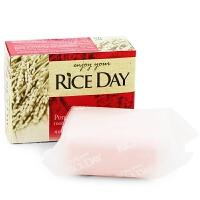 韩国 思美兰RICE DAY 大米皂 荷花皂 石榴皂 米时代 舒缓 清洁 保湿 滋润