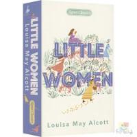Little Women 小妇人世界经典名著珍藏版 经典英文章节小说 青少年英文读物 Louisa May Alcott