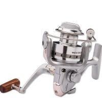 渔轮--6轴 HB3000型5B金属头渔具海钓海竿鱼线轮 纺车轮 支持礼品卡支付