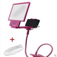手机屏幕放大器带喇叭音响镜片高清3D视频苹果安卓通用款懒人支架SN3077