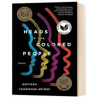 有色种族 Heads of the Colored People 英文原版 英文版进口原版英语书籍