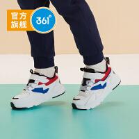 【夏清仓1件2折价:51.8】361度童鞋男童休闲鞋小童2020年冬季复古休闲运动鞋
