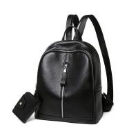 【1件2折】波斯丹顿女款牛皮百搭背包钱包双肩包女BW6272151