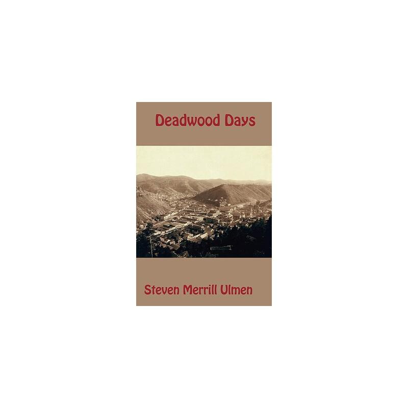 【预订】Deadwood Days 预订商品,需要1-3个月发货,非质量问题不接受退换货。