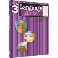 Harcourt Family Learning - Language Arts Grade 3 哈考特家庭辅导英语语言