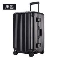 2018新款出国30寸行李箱女超大容量铝框拉杆箱硬箱防刮加厚旅行箱32寸
