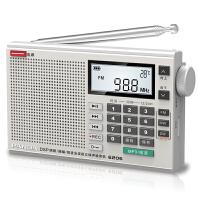 熊猫/PANDA 6206半导体小收音机全波段老人便携式可充电迷你插卡随身听mp3播放器