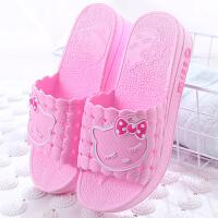 拖鞋女夏室内厚底防滑高跟夏天 家居时尚凉拖鞋外穿坡跟家用塑料