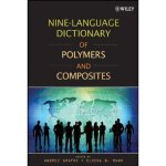 【预订】Nine-Language Dictionary of Polymers and Composites 978