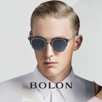 暴龙正品炫光墨镜男女款 时尚个性猫眼防紫外线太阳眼镜潮BL2539