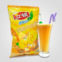 Lipton/立顿速溶芒果汁 芒果风味茶固体饮料 奶茶原料餐饮装1kg