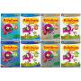SAP Rainbow Science K1K2 彩虹幼儿园科学教辅8册套装 新加坡儿童英语教辅小学 新亚出版社 3-6岁 小班-大班 英文原版进口图书