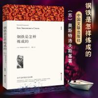 钢铁是怎样炼成的中国文联出版社原著全译本全青少年版八年级必读