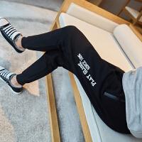 【1件包邮139元】唐狮2018春季男装运动休闲裤青少年韩版潮流卫裤