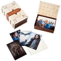 权力的游戏 明信片合集 英文原版 Game of Thrones The Postcard Collection 冰与火