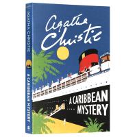 加勒比海之谜 英文原版 A Caribbean Mystery 阿加莎 马普尔小姐探案系列 电视原著侦探小说 Agath