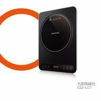 九阳(Joyoung)电磁炉大功率2200W新款家用智能电磁灶C22-LC7 黑色