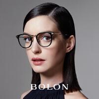 暴龙正品古典光学眼镜架复古板材超轻全框可配近视眼镜框女BJ6000